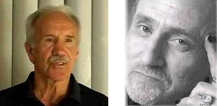 John Grinder et Richard Bandler-PNL