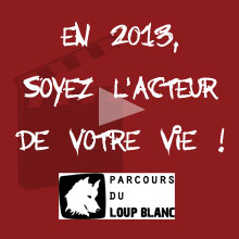 voeux 2013- Parcours du Loup Blanc