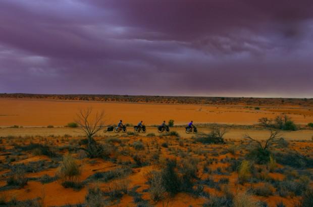 Solidream-Parcours du Loup Blanc- Outback australien