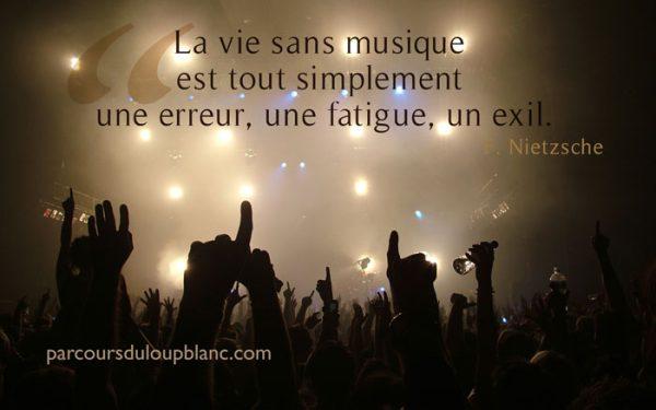Citation Nietzsche Musique : Sans la musique la vie serait une erreur u d friedrich nietzsche