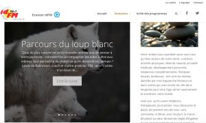 interview Laure de Balincourt sur IDFM Radio Enghien